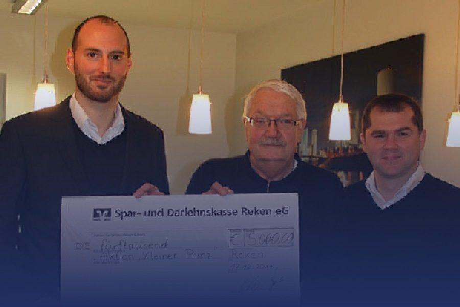 DPL unterstützt Hilfsprojekt in Bosnien mit 5.000 Euro